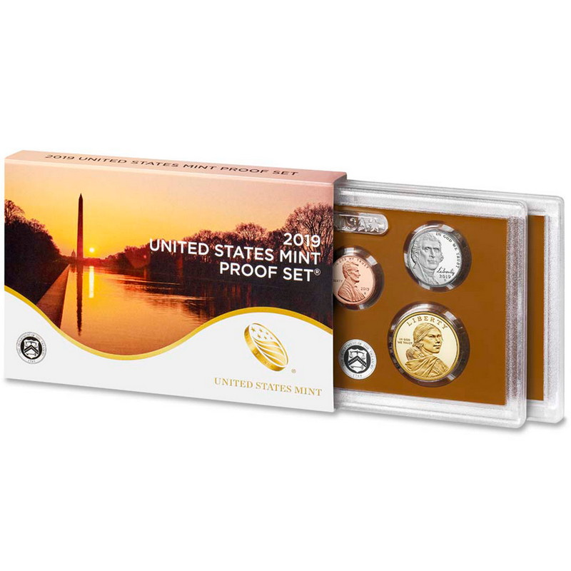 2019 Clad Proof Set US Mint | SilverTowne