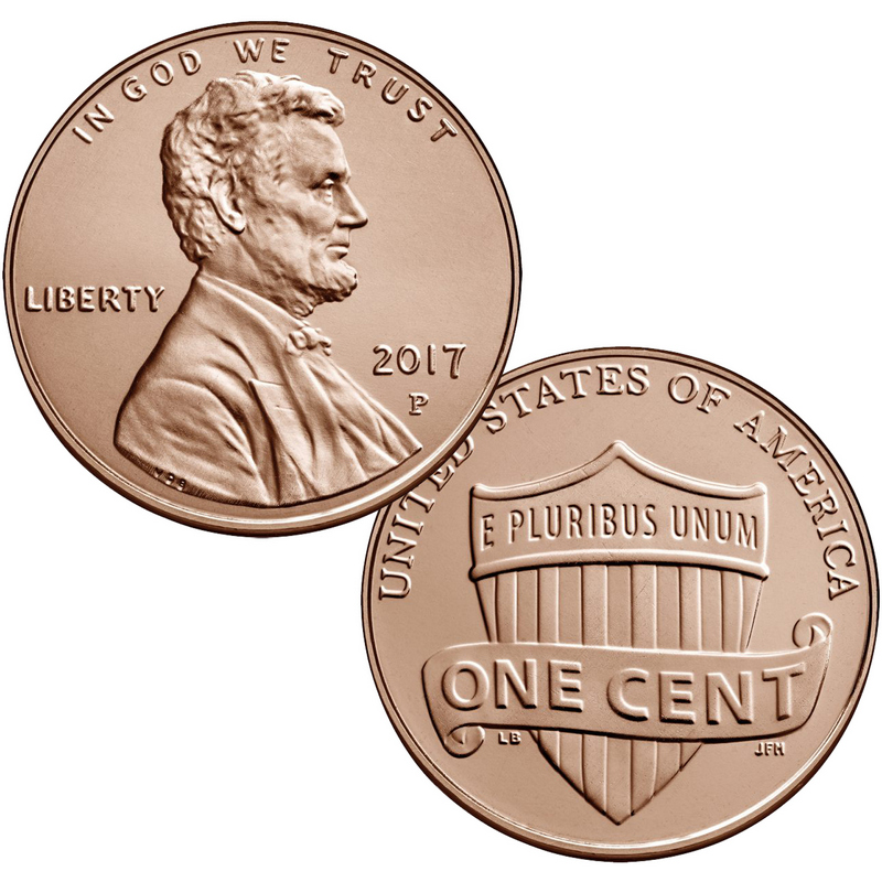 2018 lincoln penny. beautiful 2018 view larger image with 2018 lincoln penny