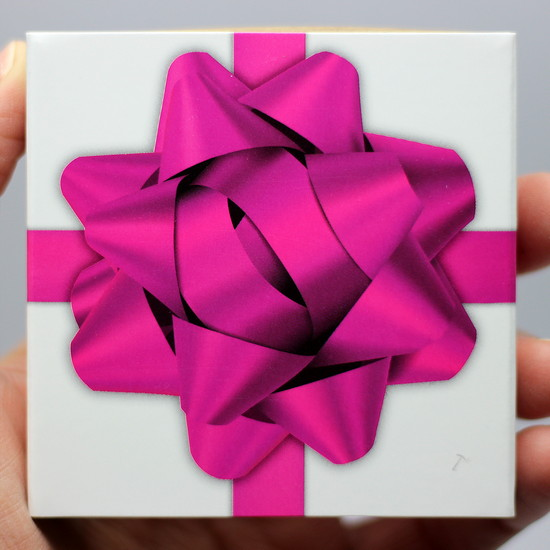 Hot Pink Gift Packaging
