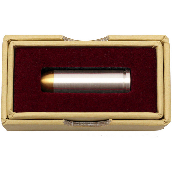 Trump .45 Colt Signature Gold Tipped 1.5 Ounce .999 Silver Bullet