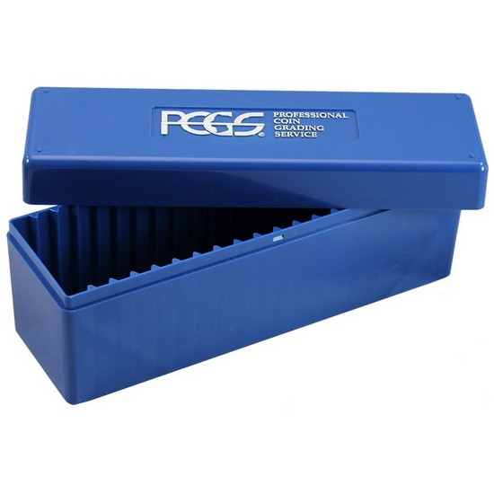 Coin Storage Box PCGS