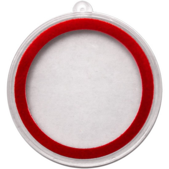Plastic Capsule - 1oz Medallion Ornament