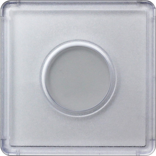 US Nickel Clear Plastic Square Holder 2 x 2