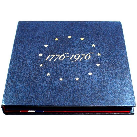 1776-1976 OGP Box for United States Mint Bicentennial Silver Proof Set