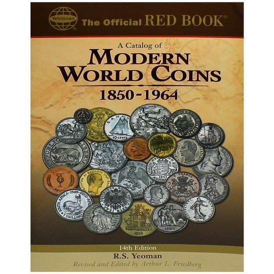Whitman - A Catalog of Modern World Coins 1850-1964 - 14th Edition