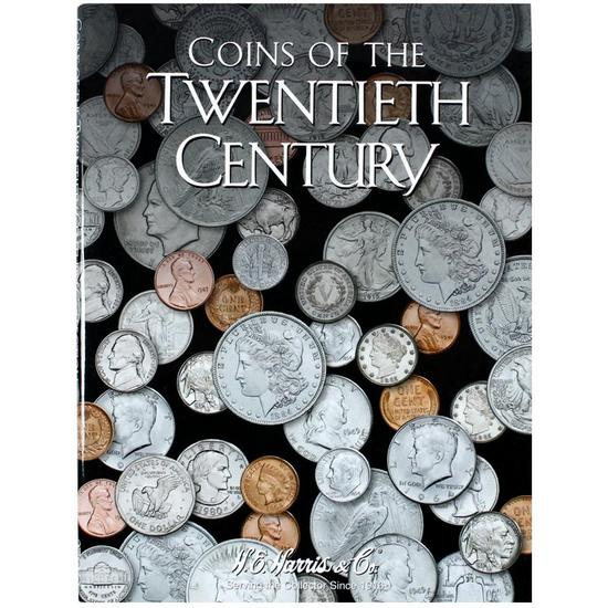Harris 20th Century Type Coins Collection Folder