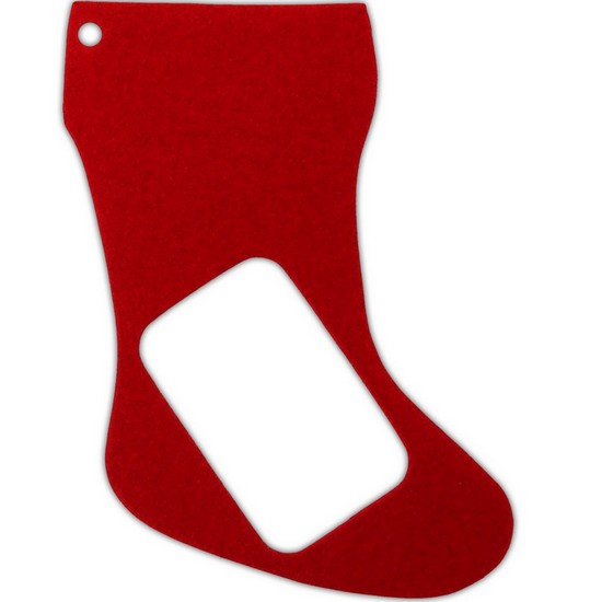 Red Stocking for 1 Ounce Bar