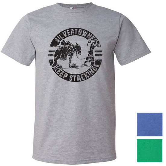 Keep Stacking SilverTowne T-Shirt