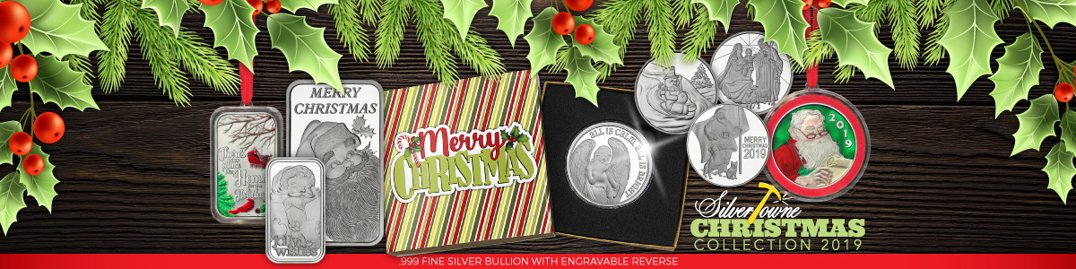 2019 SilverTowne Christmas Collection