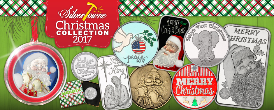 2017 SilverTowne Christmas Collection
