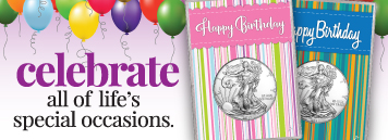 Celebrate All of Life's Special Occasions with Silver Eagle Gifts