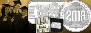 Graduation 2018 Silver Gifts