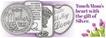2017 Mother's Day SilverTowne Bullion Collection